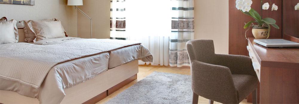 Sobe hotela u Čačku